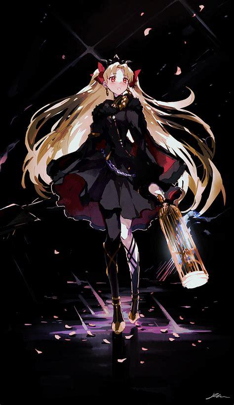 lancer ereshkigal tohsaka rin zerochan anime image board