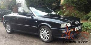 Audi 80 2 8 V6 Cabriolet    Convertible Manual    Metallic