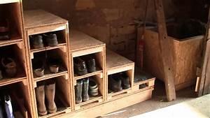 Haustür Treppe Selber Bauen : treppe selber bauen aus osb verlegeplatten youtube ~ Watch28wear.com Haus und Dekorationen