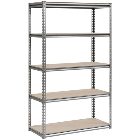 handy storage boltless  shelf unit   bunnings warehouse steel storage rack steel