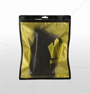 WORKT Knee Sleeve Bag — The Dieline - Branding & Packaging