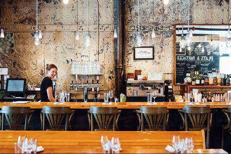cuisine de rue montreal bar george le chic et abordable resto du centre ville