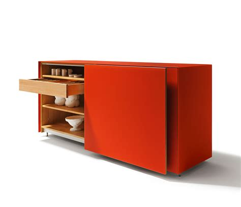 Coloured Sideboards by Cubus Coloured Glass Sideboard From Team 7