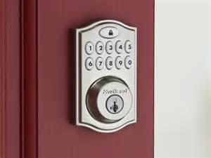 kwikset smartcode electronic door locks