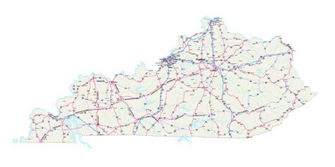 kentucky maps kentucky map kentucky state map