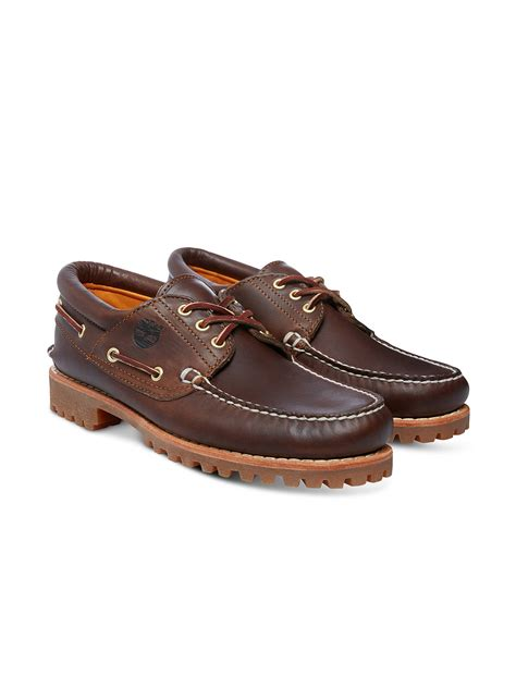 Timberland Handsewn Boat Shoes by Timberland Handsewn Boat Shoes At Lewis Partners