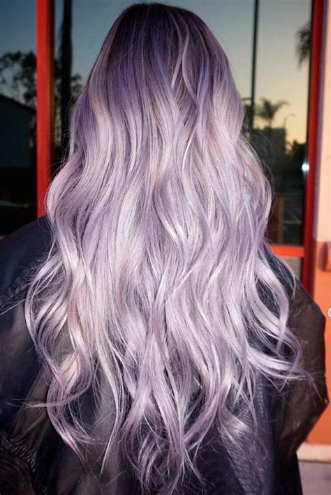33 Light Purple Hair Tones That Will Make You Want To Dye
