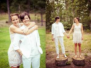 newest lesbian wedding dresses c28 about camo wedding With lesbian wedding attire ideas