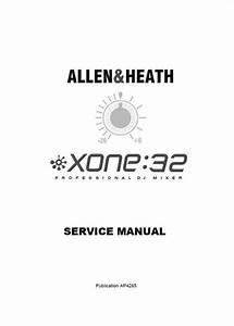 Allen  U0026 Heath Xone