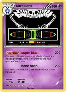 Pokémon Ultra Sans 5 5 - super blast - My Pokemon Card