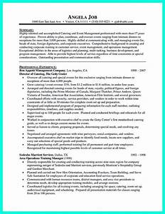 Leave Letter To Manager Sample Attractive But Simple Catering Manager Resume Tricks