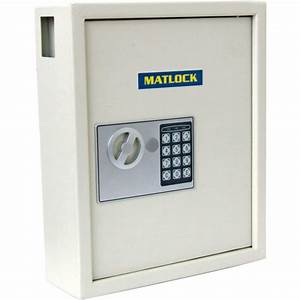 Matlock Electronic Key Safe  48 Keys  Ks