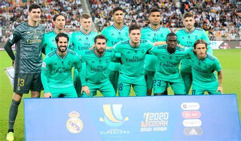 Resultado Real Madrid vs Valencia: 3-1 por Supercopa de ...