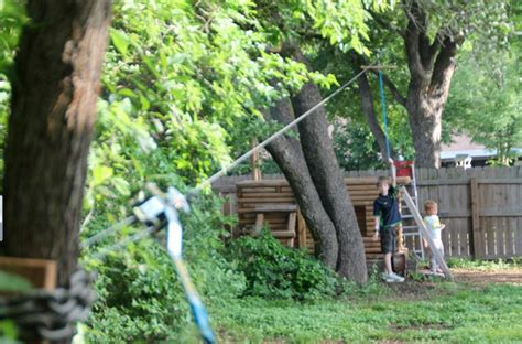 zipline for backyard backyard landscaping ideas what are the different types