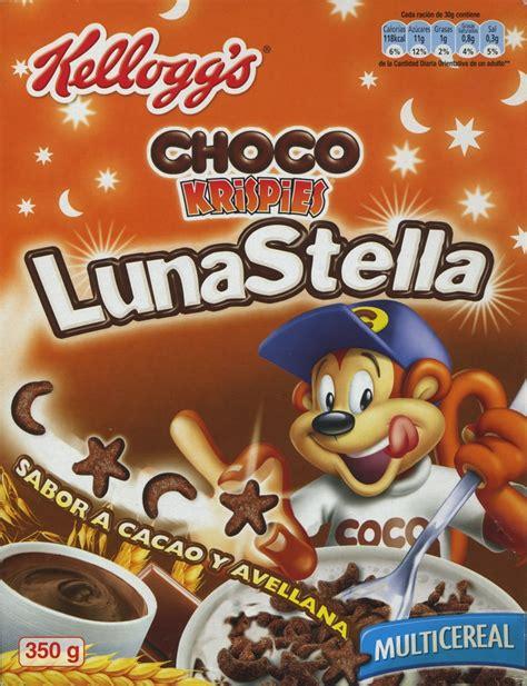 LunaStella ©2008 Kellogg Company Spain | Cereals ...
