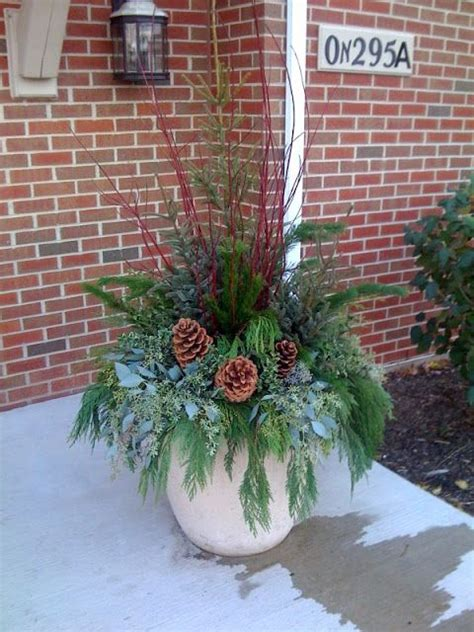 images  winter containers  pinterest winter