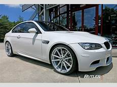 BMW M3 with 20in TSW Bathurst Wheels exclusively from