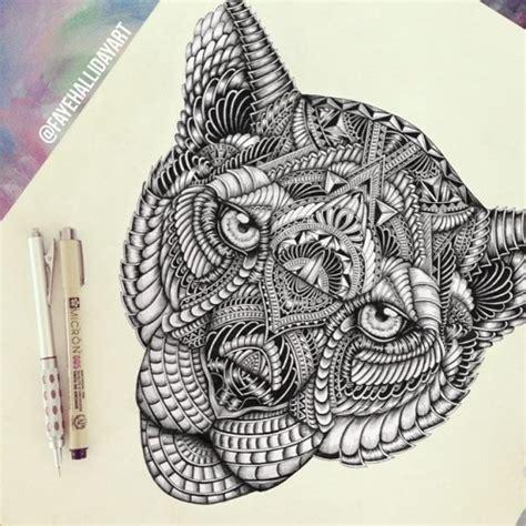 lion drawings tumblr