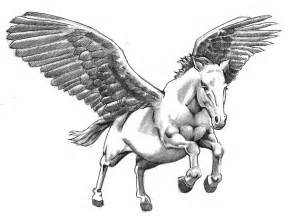 pegasus design mrpsmythopedia pegasi