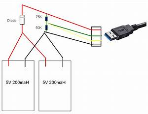 12v Usb Charger Wiring Diagram