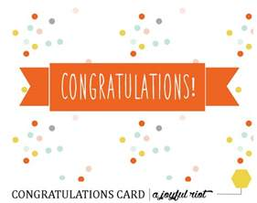 congratulation wedding card congratulations card free printable friday a joyful riot