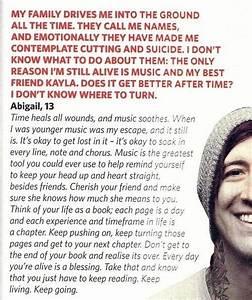 Austin Carlile ... Carlile Quotes