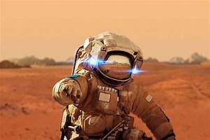 Making Breathable Air On Mars  A Sustainable Method For
