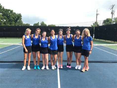 revere high school girls varsity tennis fall game summaries