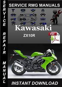 Kawasaki Zx10r Service Repair Manual Download