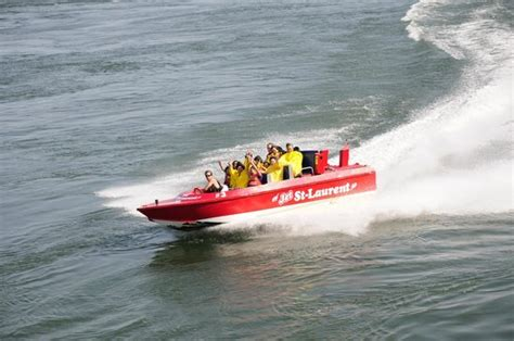 Lachine Rapids Jet Boat by Speed Boating At The Port Of Montreal