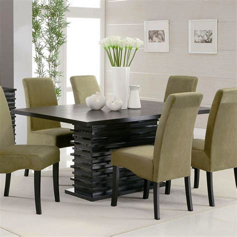 modern kitchen dining tables and chairs modern dining table chairs designs