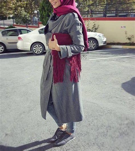 hijab chic tendance  les  beaux modeles pour