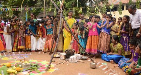 isha yoga center organizes pongal celebrations tourism