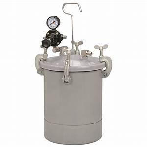 Paint Pressure Tank  2 Gallon