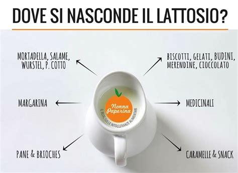 alimenti lattosio intolleranza al lattosio sintomi cause e gli alimenti