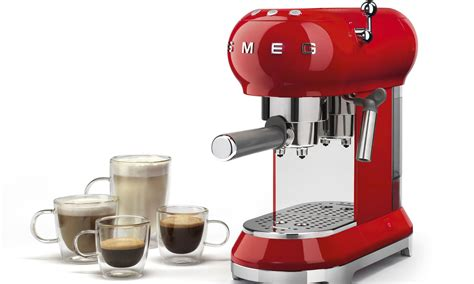 Browse our great prices & discounts on the best espresso maker kitchen appliances. Which? reviews Smeg ECF01 coffee machine - Which? News