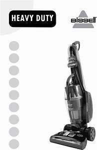 Bissell Heavy Duty Vacuum 50c9 User Manual