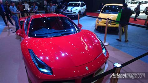 Gambar Mobil 488 Gtb by Autonetmagz Review Mobil Dan Motor Baru Indonesia