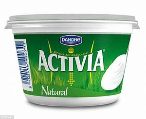Danone's Activia low-fat yoghurt is the latest product to ...