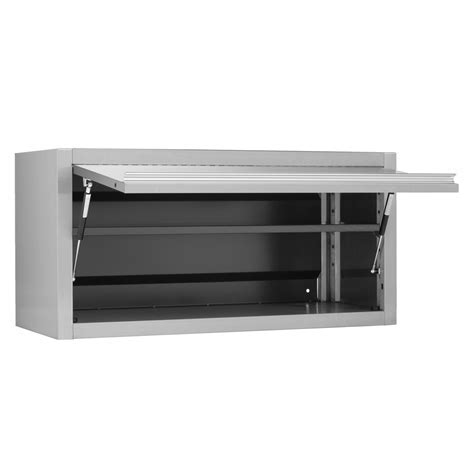 Viper Tool Storage 36 inch Stainless Steel Wall Cabinet w