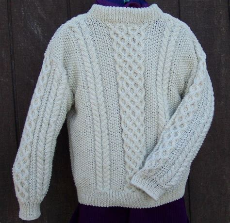 knit sweaters aran knitting for beginners