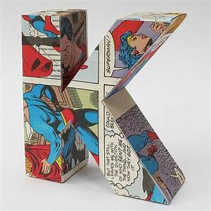 Letters from Vintage Comics ⋆ Handmade Charlotte