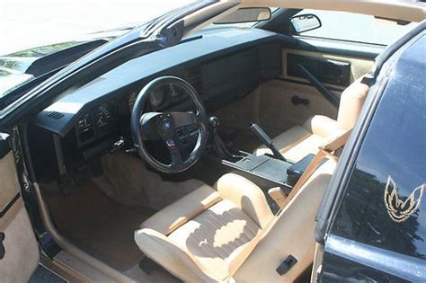 sell used 1983 pontiac trans am 11 800 original mines in beverly massachusetts united states