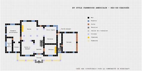 plan de maison moderne minecraft galerie plans de maisons pour minecraft edit plans list 233 s en 1 232 re page minecraft fr