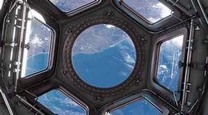 Space Shuttle Interior Window - Pics about space