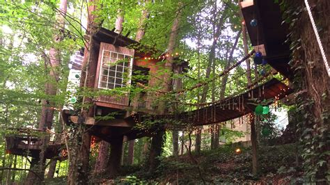 Tree House Airbnb This Airbnb Treehouse Is Themost Wished For Listing