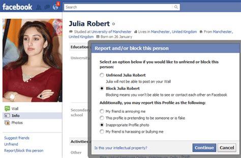 detect fake facebook profile recognize fake