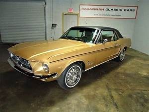 1968 Ford Mustang Sprint for sale #64849 | MCG