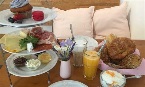 Schlemmeretagerefrühstück  Cafe Bunny And Scott Groupon