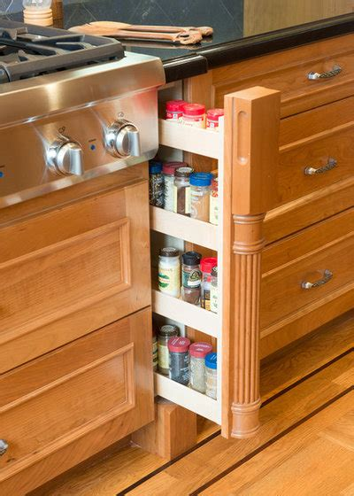 add  pullout spice rack